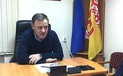 В. Новожилов: Молодежные проекты должны быть творческими