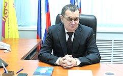 Н. Федоров врамках работы вЧувашии обсудил вопросы жилищного строительства, поддержки молодых семей