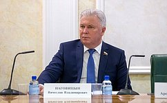 В. Наговицын обсудил законодательное обеспечение местного самоуправления спредставителями муниципалитетов Хоринского района Бурятии