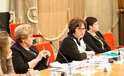 Е.Лахова провела ежегодную конференцию Союза женщин России