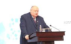 С. Аренин принял участие внаучно-практической конференции «Большие данные» наслужбе полиции» вАкадемии управления МВД России