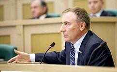 А. Варфоломеев принял участие взаседании правления Фонда социального страхования РФ