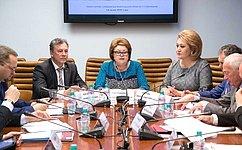 Сенаторы обсудили вопросы развития дополнительного образования вВологодской области
