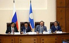 Новая стратегия развития Арктики должна быть синхронизирована сдругими документами стратегического планирования— О.Мельниченко
