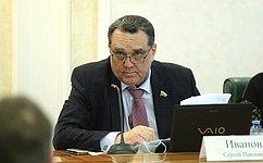 С. Иванов: Счетная палата подготовила базу рекомендаций, которые могут использовать парламентарии при подготовке законодательных инициатив