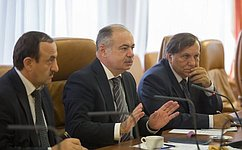 И. Умаханов обсудил сПослом Саудовской Аравии участие российских паломников вхадже