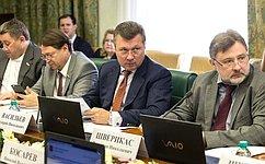 Создание высокоэффективного лесопромышленного кластера напримере Вологодской области рассмотрел Комитет СФ поэкономической политике