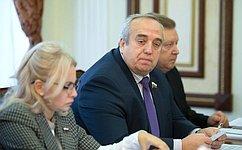 Ф. Клинцевич: Совершенствование антитеррористического законодательства при необходимости будет продолжено