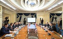 А.Кондратьев: Парламентская дипломатия укрепляет доверие