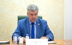 В. Бондарев: Вопросы социального обеспечения работников таможенных служб находятся под контролем законодателей