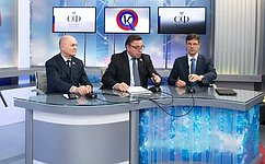 В.Тимченко: Вручение наград закачество наплощадке Совета Федерации способствует продвижению региональных брендов