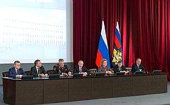 Председатель Совета Федерации приняла участие врасширенном заседании коллегии МВД