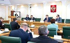 Достижение национальных целей развития России напериод до2024года обсудили вКомитете СФ побюджету ифинансовым рынкам