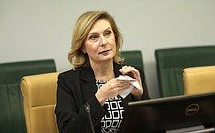 И. Святенко: Закон ольготном поступлении ввузы детей-сирот иветеранов боевых действий создаст для них дополнительные социальные гарантии