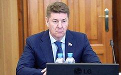 А. Шевченко: Необходимо повышать уровень информационного сопровождения приграничного сотрудничества вцелях продвижения наиболее успешных региональных практик