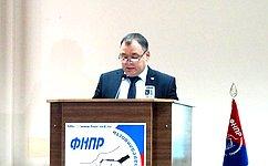 А.Суворов провел заседание профсоюзного актива Амурской области сисполнительными органами власти