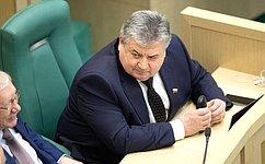 Г. Емельянов: Необходимо повышать эффективность государственного земельного надзора