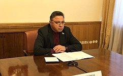 В. Тимченко: Врегионах набирает обороты процесс перехода кновым условиям ведения бизнеса