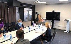И. Петина: Эффективное социальное предпринимательство— залог качества идоступности социальных услуг