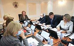 Инициативы Челябинской области поразвитию системы образования врегионе поддержал профильный Комитет СФ