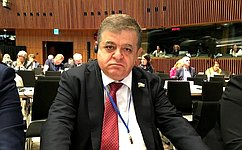 Russian MPs are open toconstructive cooperation onall issues ofOSCE activities– Vladimir Dzhabarov