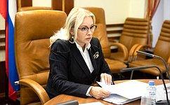 Крымчане стали юридически грамотней– О.Ковитиди