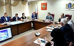 Для обеспечения качественной водой правобережья Ульяновска необходимо объединение усилий всех уровней власти— С.Рябухин