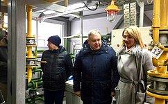 Н. Косихина провела прием граждан вГаврилов-Ямском муниципальном районе Ярославской области