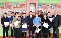 С.Леонов: НаСмоленщине уделяется большое внимание патриотическому воспитанию молодежи