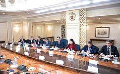 Н.Федоров: Россия рассматривает Мозамбик как перспективного партнера наАфриканском континенте