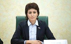 Т. Лебедева: Власти любого уровня должны работать смолодежью насистемной основе