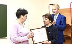 В. Зганич: Учебные заведения Ненецкого автономного округа способны готовить высококвалифицированных специалистов