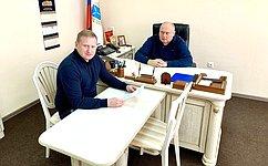 С. Аренин: Общественное движение «Юнармия» активно развивается вСаратовской области