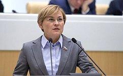 Важно учесть мнение адвокатского сообщества при обсуждении поправок взакон обадвокатской деятельности— Л.Бокова