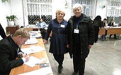 Группа сенаторов посетила Приднестровье для наблюдения завыборами Президента Республики