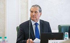 А.Александров принял участие впятом образовательном форуме «Молодая политика»