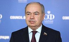 И. Умаханов награжден Орденом Дружбы Республики Казахстан