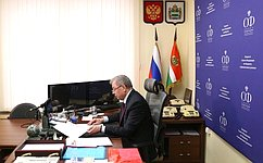 Обеспечение сбалансированности региональных бюджетов напримере Дагестана рассмотрели вСовете Федерации