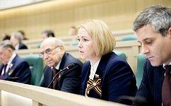 Совершенствование Лесного кодекса исоздание попечительских советов госпиталей для ветеранов войн обсудили сенаторы входе «парламентской разминки»