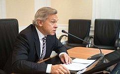 А. Пушков: Винформационном плане ситуация вокруг Украины становится все более сложной