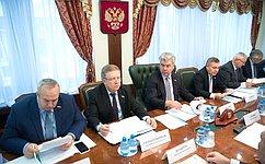 Комитет СФ пообороне ибезопасности рекомендовал палате одобрить закон оприсвоении званий ворганах военной прокуратуры