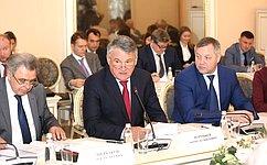 Подготовка VI Форума регионов России иБеларуси проводится тщательно ипроходит поплану— Ю.Воробьев