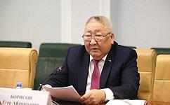 Е. Борисов: Развитие малого бизнеса населе– залог создания благоприятных условий для сохранения сельских территорий