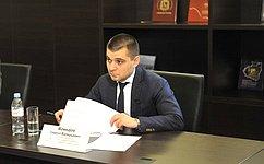 Врамках работы вСамарской области С.Мамедов провел прием граждан