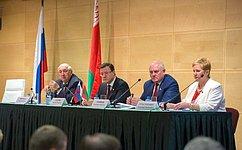 Д.Азаров: Развитие межмуниципального сотрудничества— важная составляющая интеграции России иБеларуси