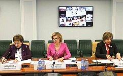 Комитет СФ посоциальной политике обсудил предложения регионов посовершенствованию программы соцконтракта