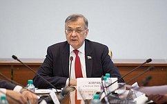 С. Жиряков отметил важность перехода регионов нановую систему обращения сотходами