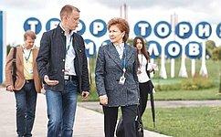 Г.Карелова: НКО помогут обновлению социальной сферы