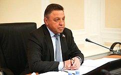 В. Тимченко: Законодатели ждут предложений, направленных насовершенствование безопасности газоснабжения населения