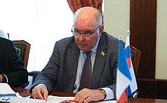 Г. Карасин: Российско-французский межпарламентский диалог динамично развивается